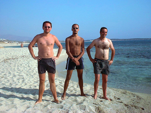 Ibiza Mens Holiday Fashion