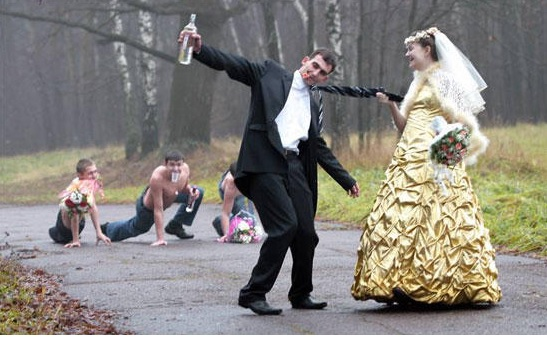 3 Crazy And Whacky Wedding Ideas Beauty Bloggers