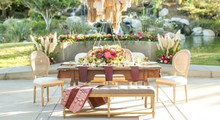 Creative Event Rentals and Design California